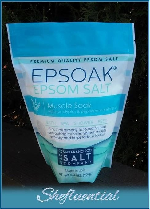 Rejuvenating Your Body and Mind With Epsom Salts