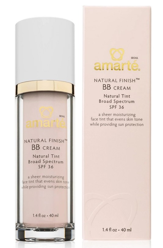 Amarte Natural Finish BB Cream