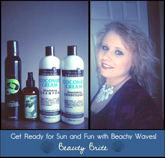 Get Ready For Sun and Fun with Beachy Waves