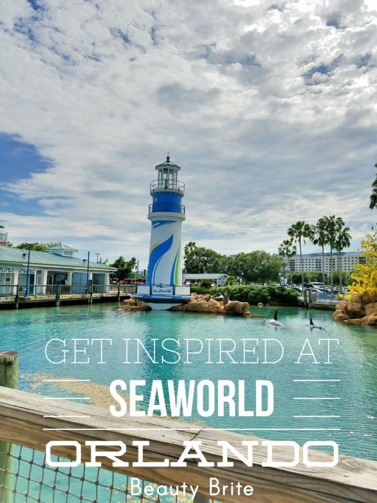 Get Inspired At SeaWorld Orlando