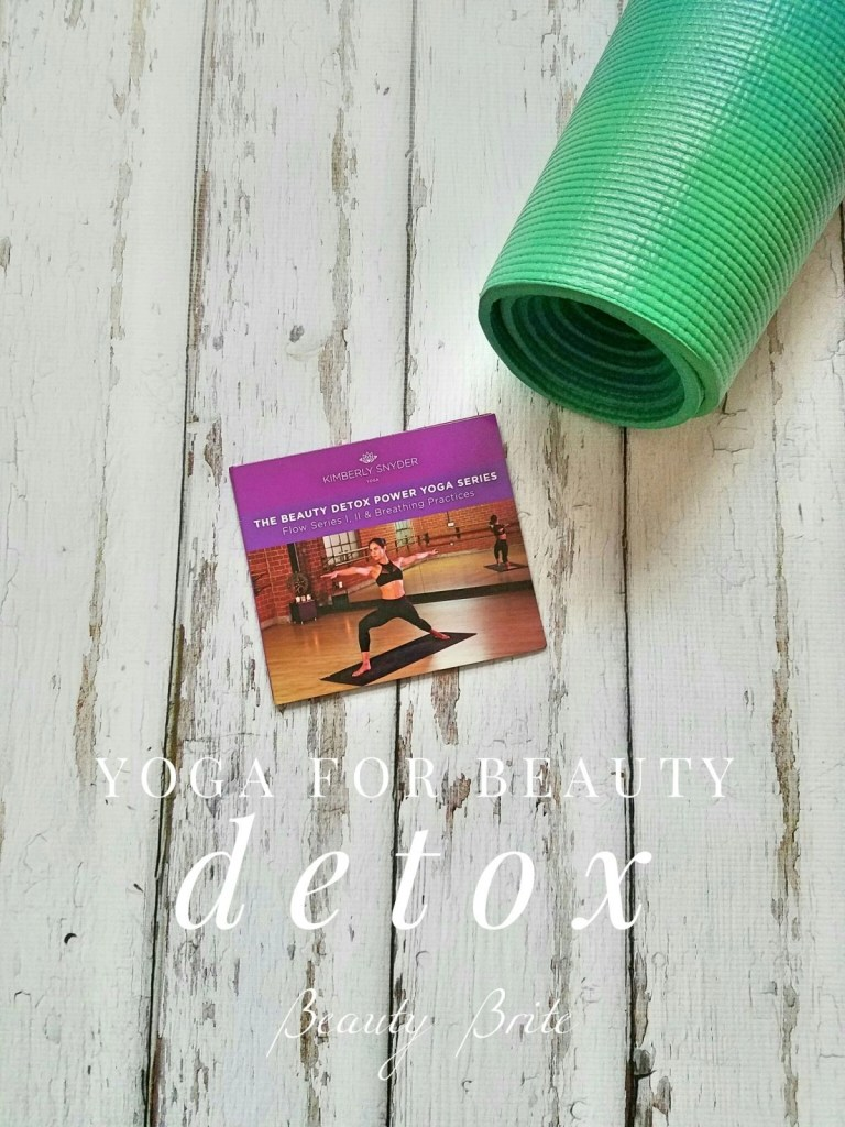 Yoga For Beauty Detox
