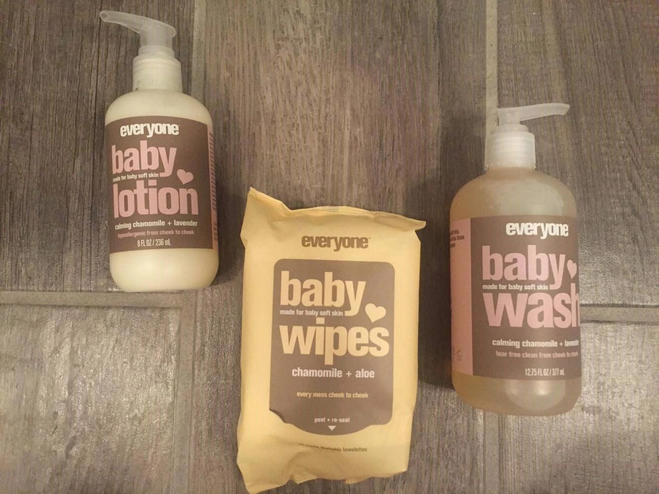 Gentle Products For Babies