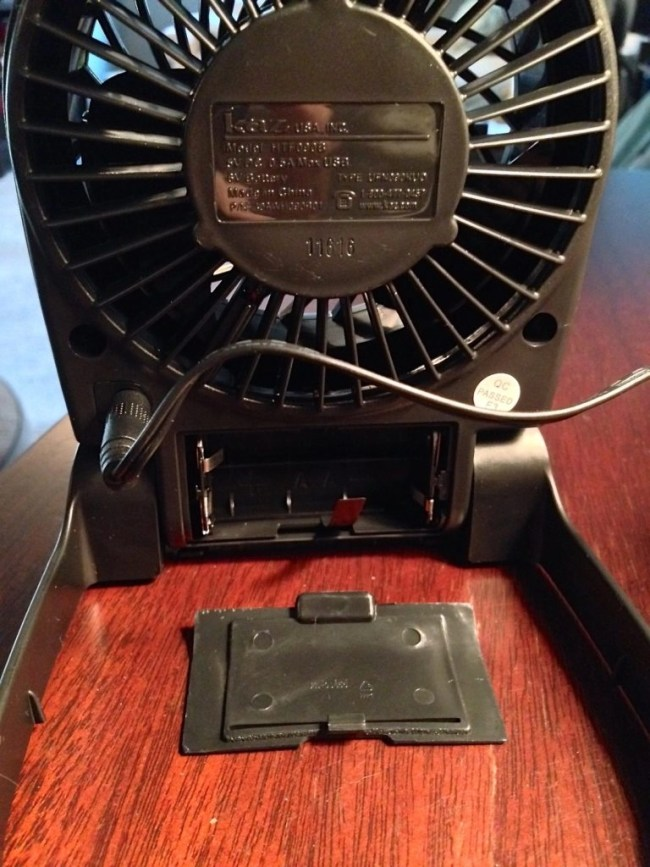 Honeywell Turbo Portable Folding Fan