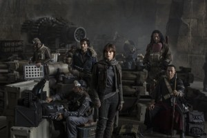 A First Look at Rogue One A Star Wars Story