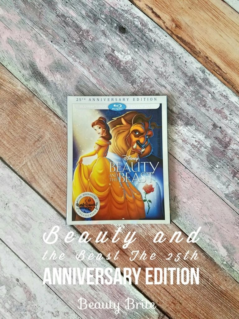 Beauty and the Beast The 25th Anniversary Edition