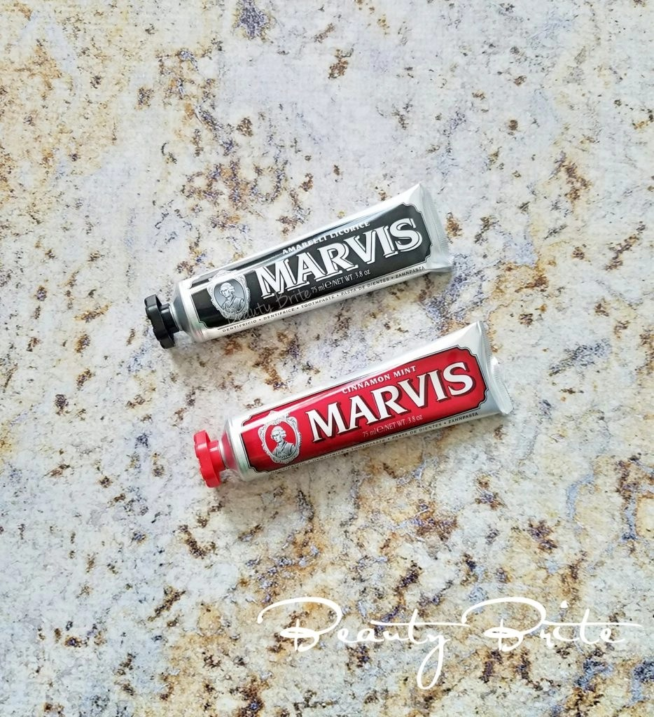 Marvis Toothpaste