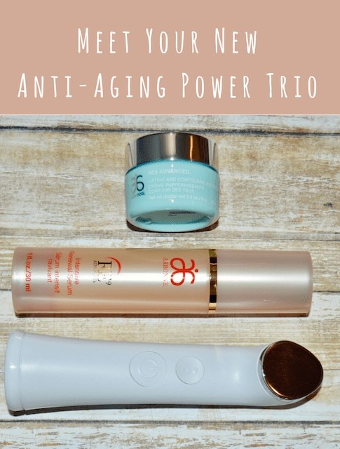 Meet Your New Anti-Aging Power Trio