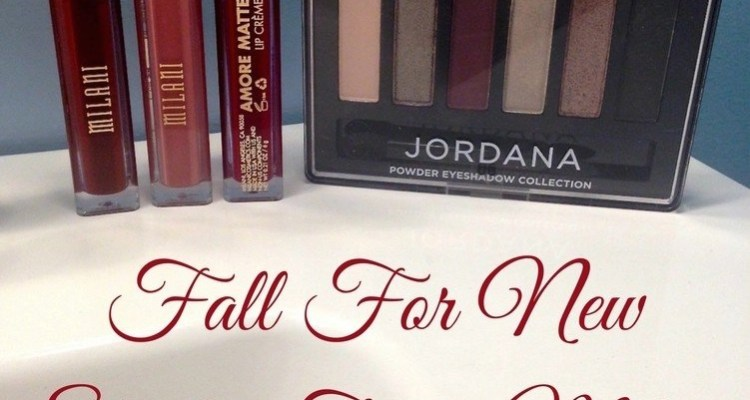 Fall For New Shades From Milani And Jordana