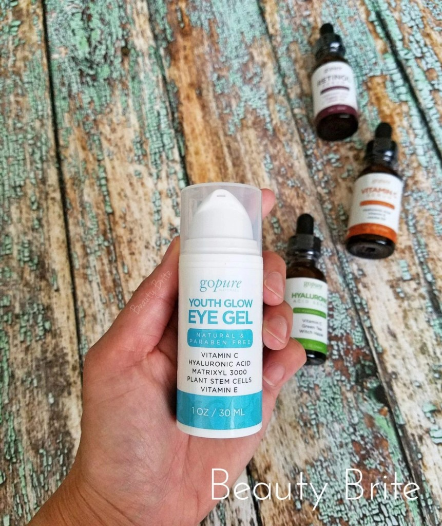 goPure Natural Eye Gel
