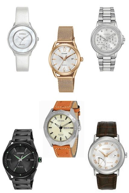 Citizen Eco-Drive Collection