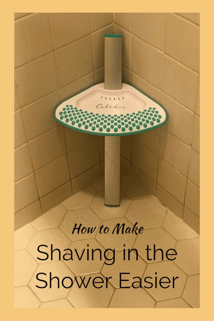 How to Make Shaving in the Shower Easier