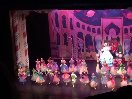 The Nutcracker Ballet at the Macomb Center for the Performing Arts