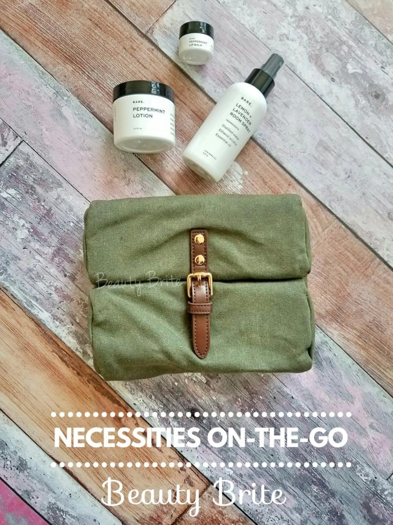 Necessities On-The-Go