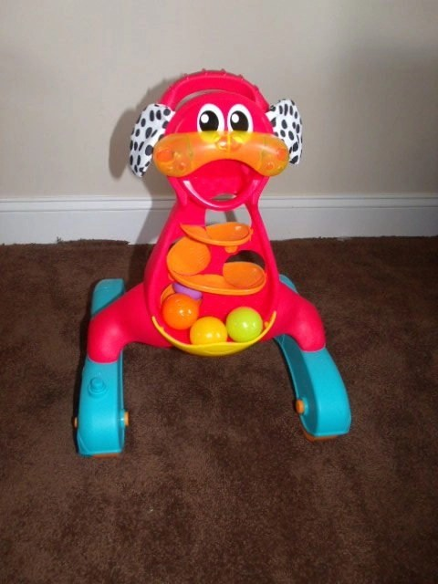 Playgro Step by Step Music and Lights Puppy Walker