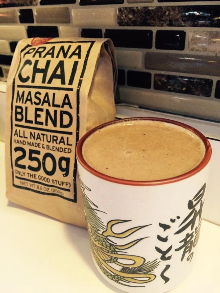 Prana Chai Finish Brew