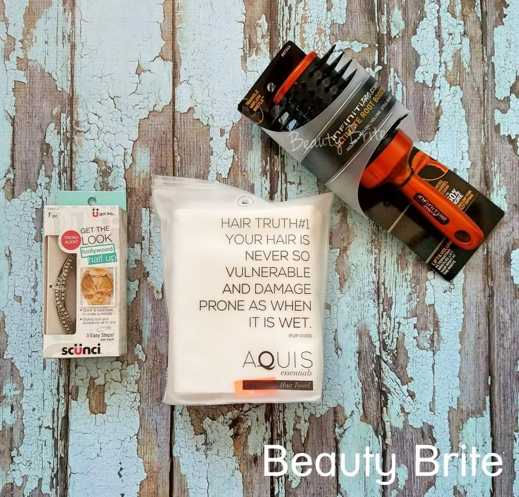 Prep Your Hair And Skin For Spring hair products