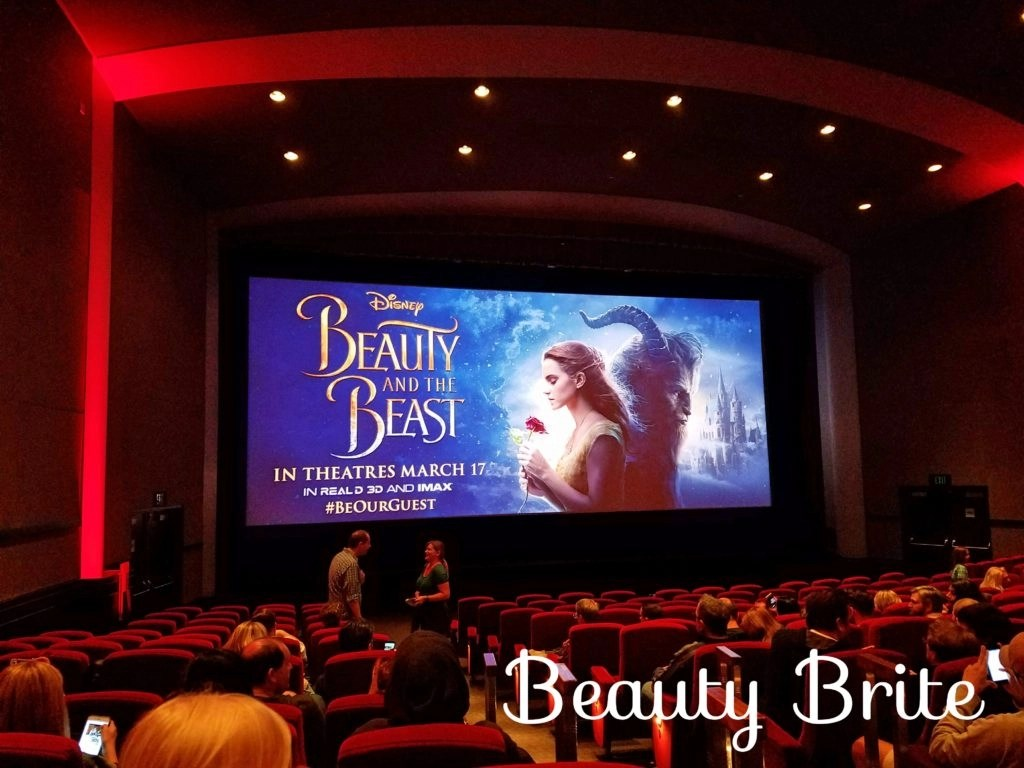 5 Reasons To See Beauty And The Beast #BeOurGuestEvent