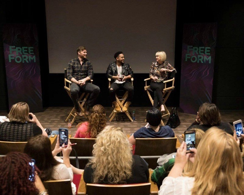 Baby Daddy Cast Interview