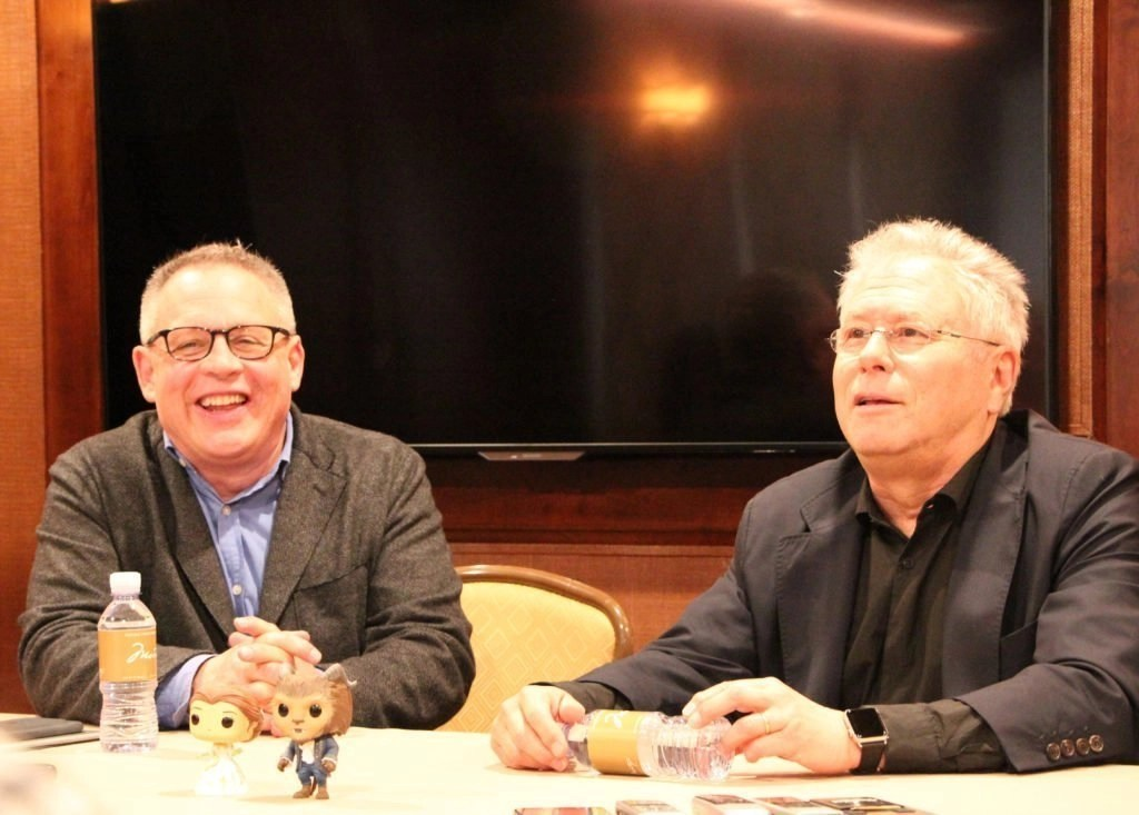 Bill Condon and Alan Menken on what drew them to the movie
