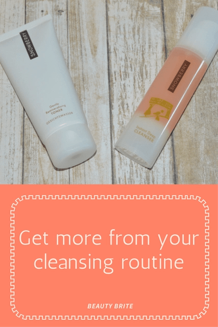 Get more from your cleansing routine