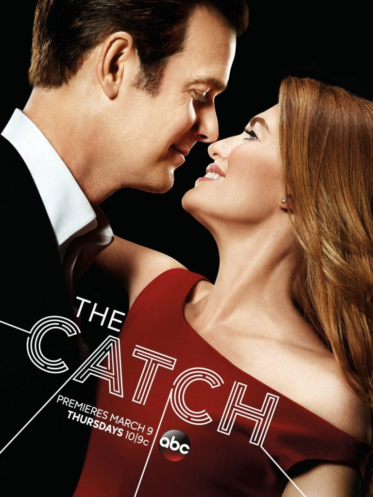 The Catch Interview With Sonya Walger And Allan Heinberg #TheCatch
