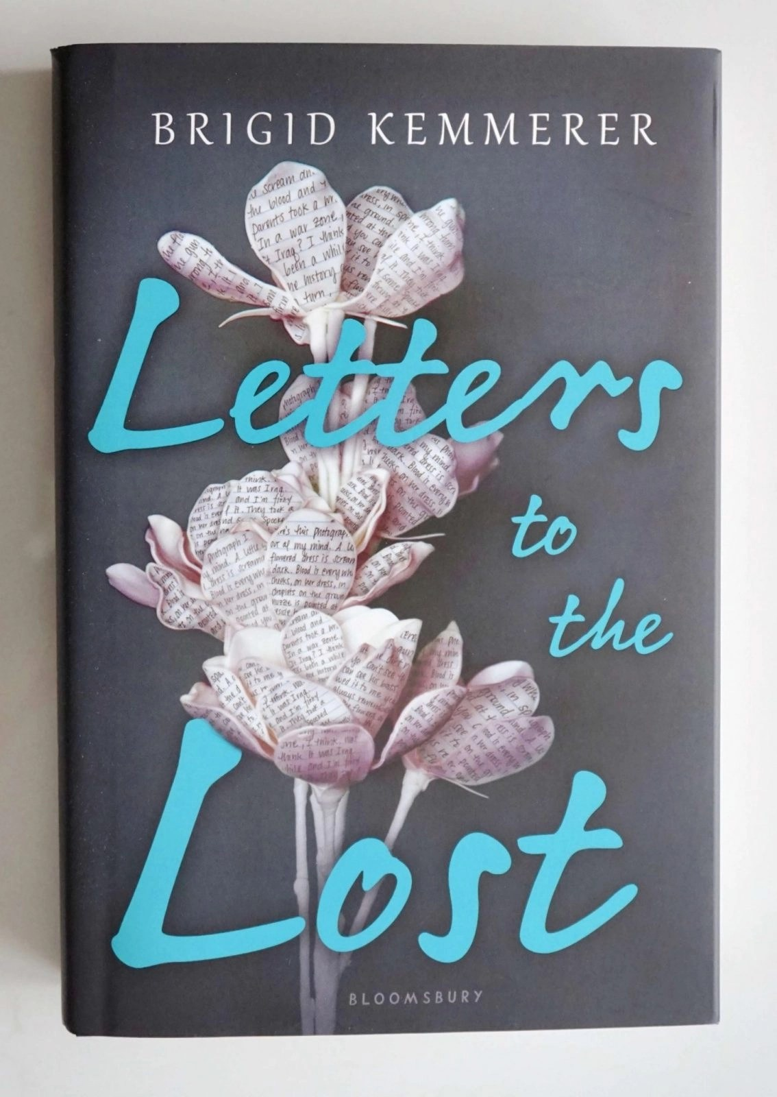 Letters to the Lost Book Cover