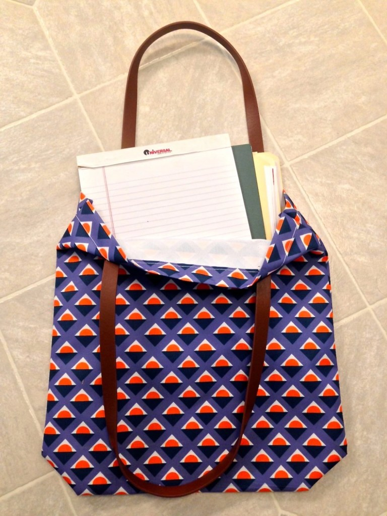 Kennedy Tote from RuMe