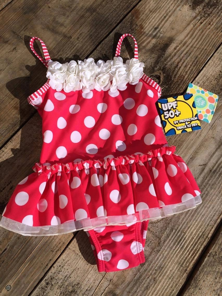 Little Me Baby & Toddler SwimWear