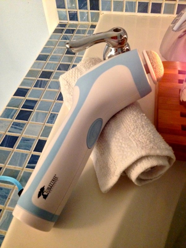 ToiletTree Professional Skin Care System Facial Brush