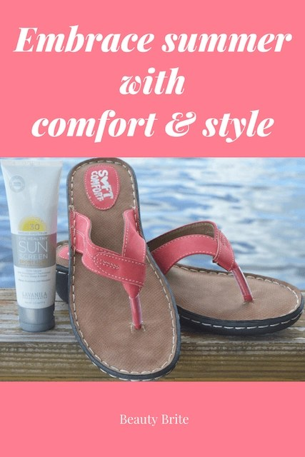 Embrace summer with comfort & style