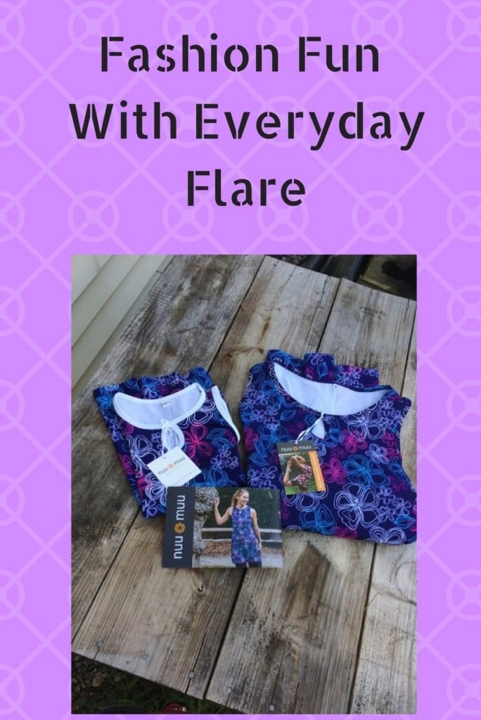 Fashion Fun With Everyday Flare - Nuu-Muu Everyday Active Wear Clothing