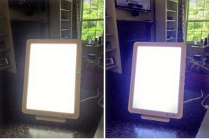 SPA50CA 10,000 LUX* Full Spectrum Portable Energy Light by PureGuardian