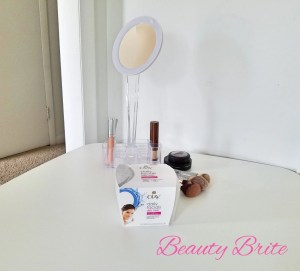 Save Time With One Step Daily Facials - social media