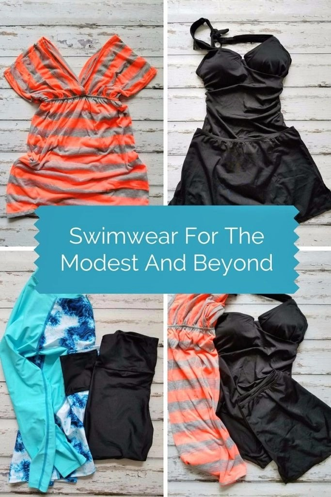 Swimwear For The Modest And Beyond