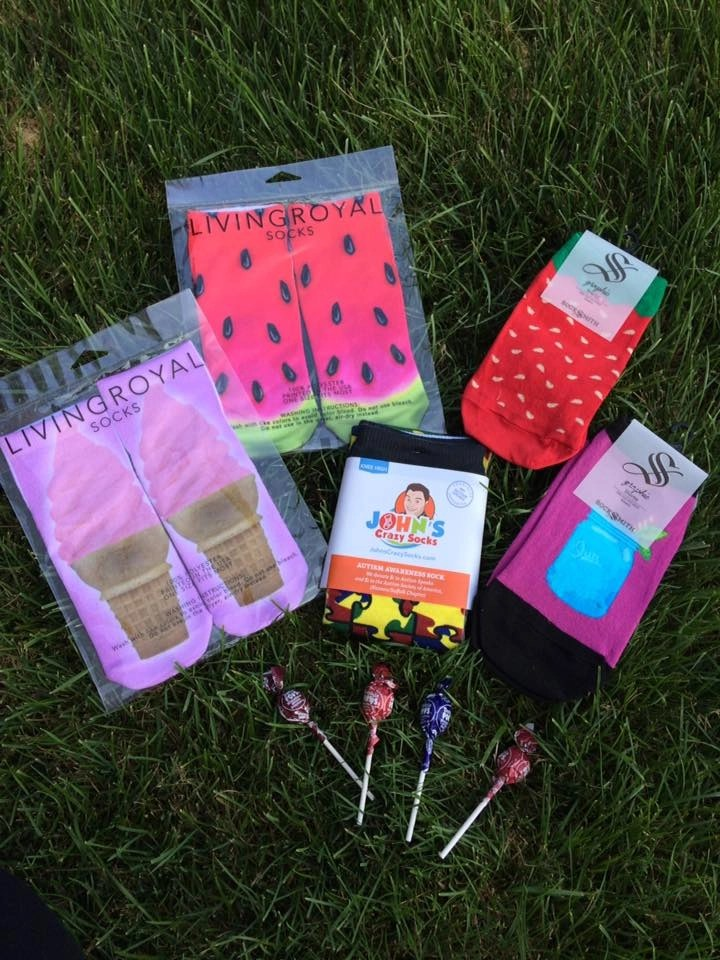 Awesome Products For A Great Cause - John's Crazy Socks