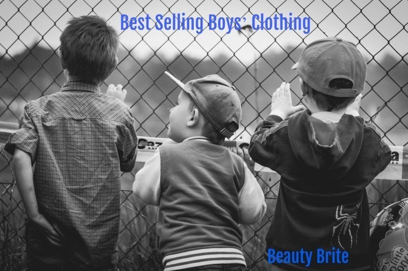 Best Selling Boys' Clothing