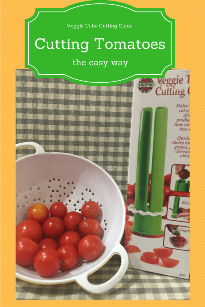 Cutting Tomatoes The Easy Way