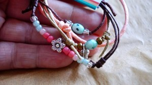 Up Close Photo of Bracelet Set from Oh Yeah