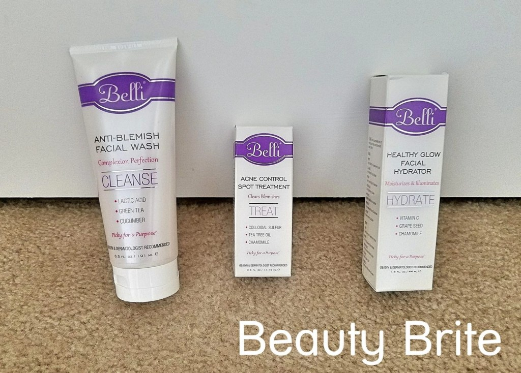 Belli Skincare - Mom Gifts