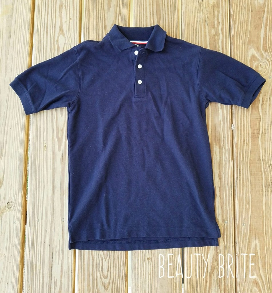 French Toast Short Sleeve Pique Polo