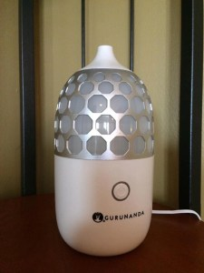 GuruNanda Honeycomb Aromatherapy Ultrasonic Essential Oil Diffuser