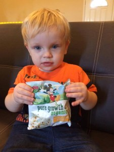 Pure Growth Organic Snacks