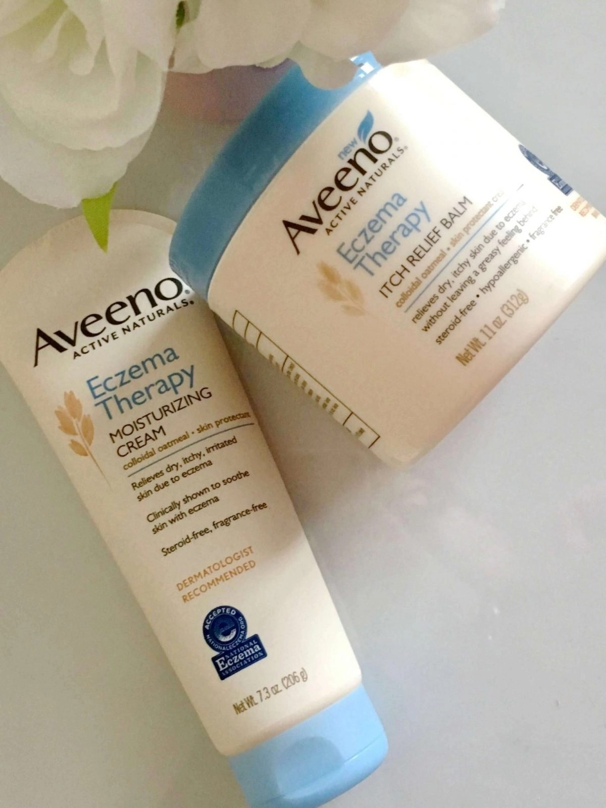 Aveeno Eczema Therapy Products