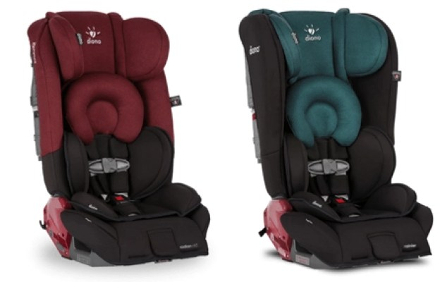 Diono Radian rXTConvertible and Booster Seat