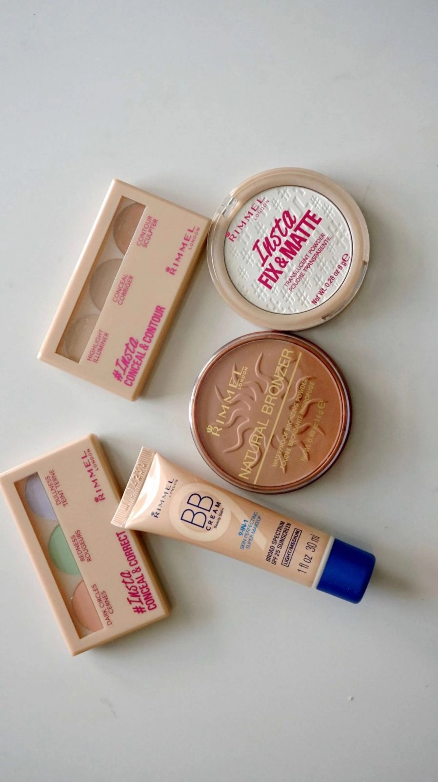 Rimmel Face Products Main Image