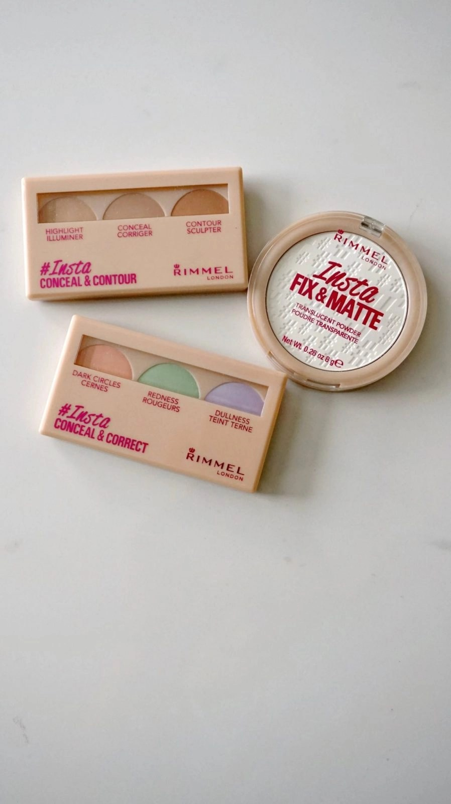 Rimmel Insta Collection main image