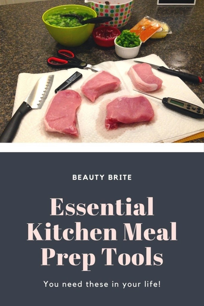 Essential Kitchen Meal Prep Tools Beauty Brite