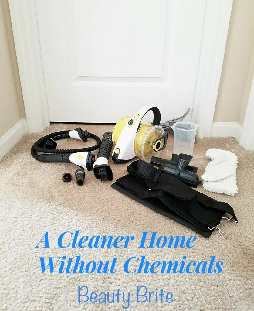 A Cleaner Home Without Chemicals