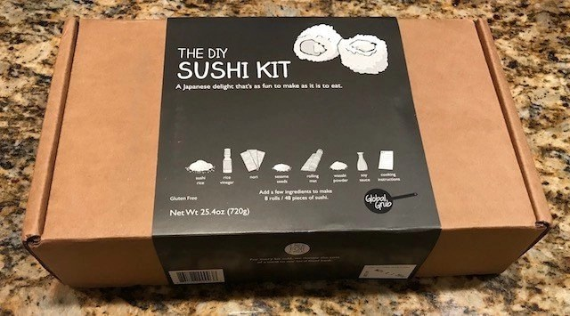 Global Grub DIY Sushi Kit