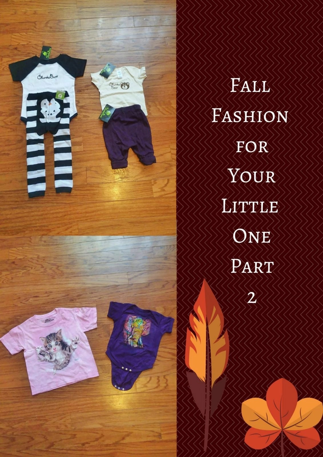 Fall Fashion for Your Little One Part 2